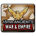 War & Empire 15mm Ancients