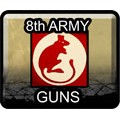 8th Army Guns