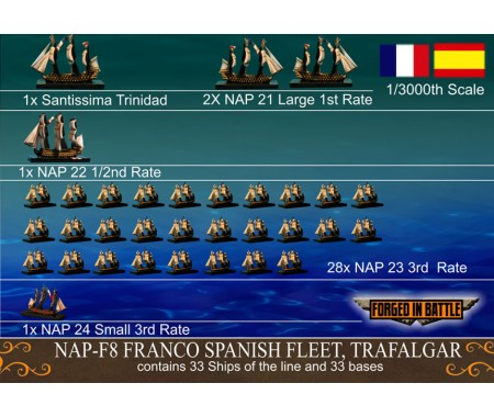 NAP-F8 Franco Spanish Fleet