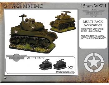 A-24 M8 HMC x 2