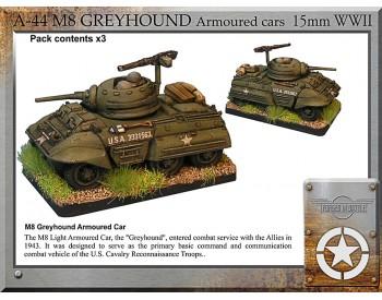 A-44 M8 Greyhound a/c x3