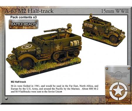 A-63 M2 halftrack
