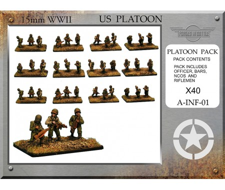 A-INF-01 US Infantry Platoon