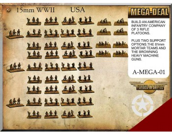 A-MEGA-01 US Infantry Mega Deal