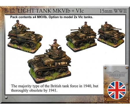 B-12 Light mkVIb+Vic