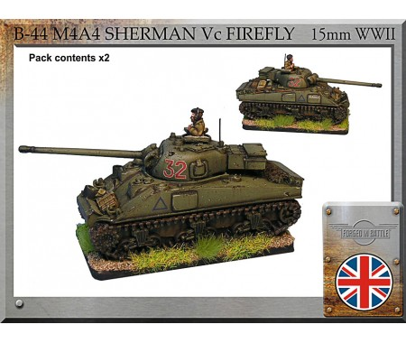B-44 M4A4 Sherman Vc Firefly