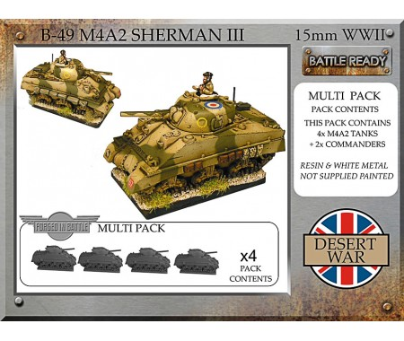 B-49 M4A2 Sherman III