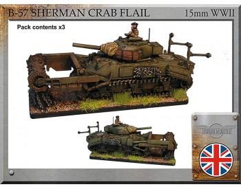 B-57 Sherman Crab Flail