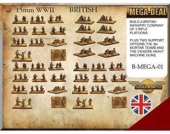 B-MEGA-01 British Infantry Mega Deal