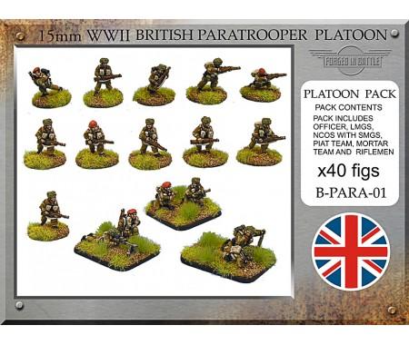B-PARA-01 British Paratrooper Platoon