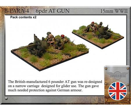 B-PARA-04 British Para 6pdr