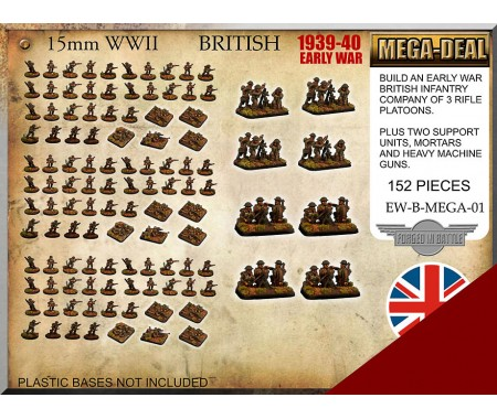 EW-B-MEGA-01 British Infantry Mega Deal