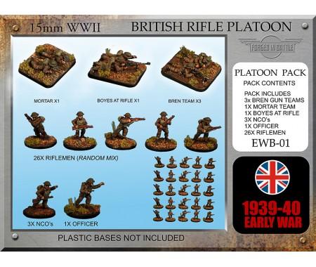 EWB01 Early War British Rifle Platoon