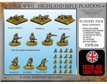 EWB04 Early War Highland Platoon