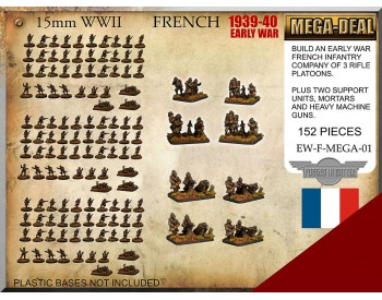 EW-F-MEGA-01 French Infantry Mega Deal