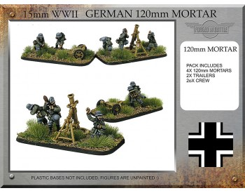 G-INF-04 German 120mm Mortar Teams