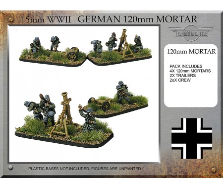 G-INF-04 German 120mm Mortar Teams