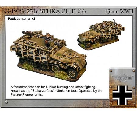 G-19 Sd251c Stuka zu Fuss