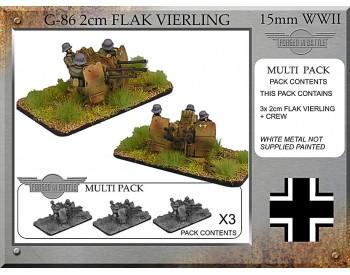 G-86 2cm Flak Vierling