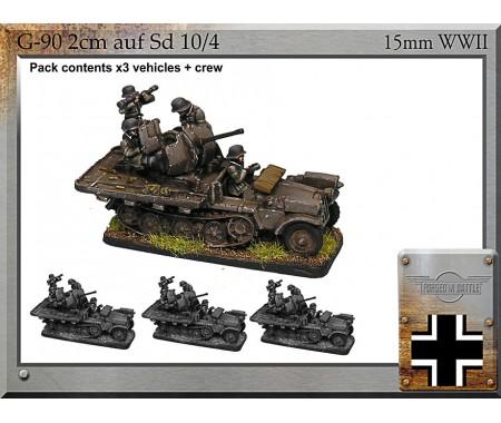 G-90 2cm auf Sd10/4 x 3