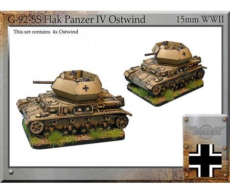 G-92-SS Flak.Panzer IV Ostwind