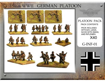 G-INF-01 German Infantry Platoon