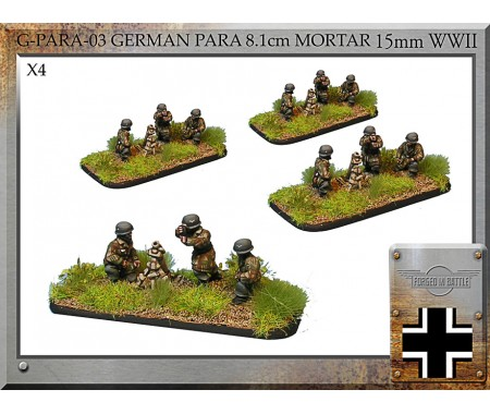 G-PARA-03 German Para 8.1cm