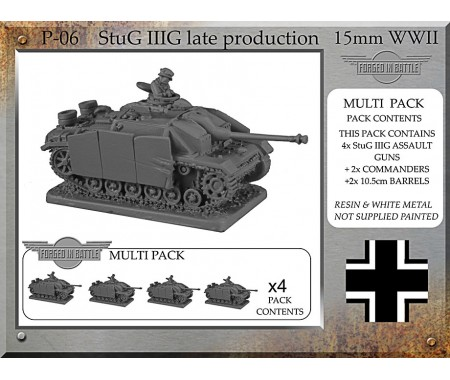 P-06 StuG IIIG late