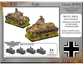 P-13 PzIB x 4