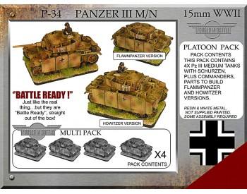 P-34 Panzer III M/N