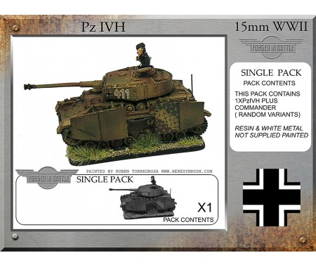 P-44-ONE Pz IVH-G Tank