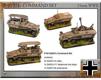 P-93 Sd251c Command Set