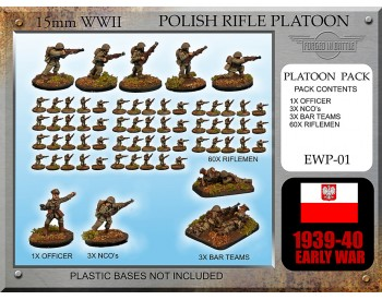 EWP01 Early War Polish Rifle Platoon