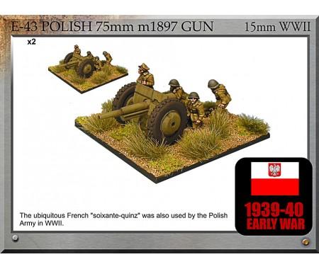 E43Polish 75mm m1897