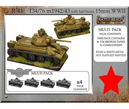 R-44 T-34/76 m42/43 (fuel boxes)