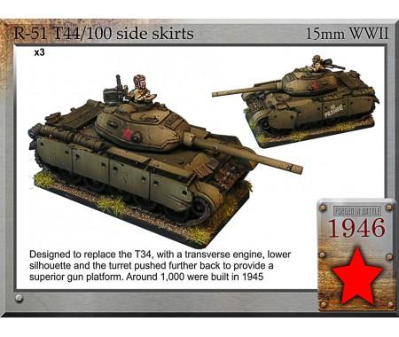 R-51 T-44/100 medium tank