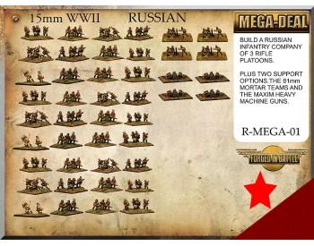 R-MEGA-01 Russian Infantry Mega Deal
