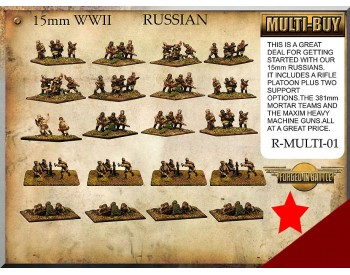 R-MULTI-01 Russian Infantry Multi-Buy