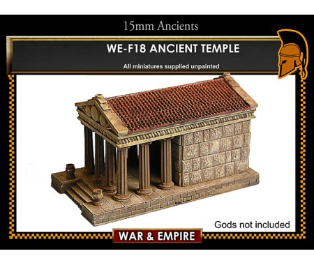 WE-F18 Ancient Temple