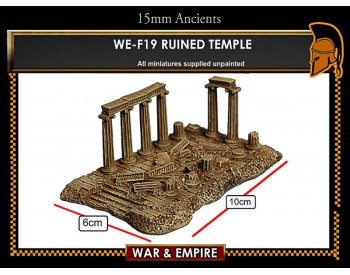 WE-F19 Ruined Temple