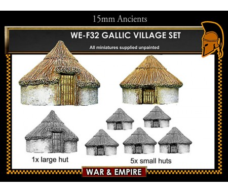 WE-F32 Gallic Village