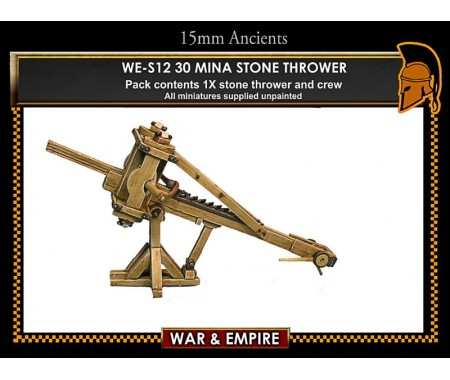 WE-S12 30 mina stone thrower