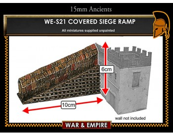 WE-S21 Covered siege ramp