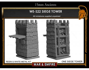 WE-S22 Siege tower