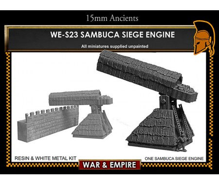 WE-S23 Sambuca Siege Engine