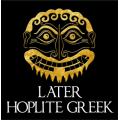 Later Hoplite Greek