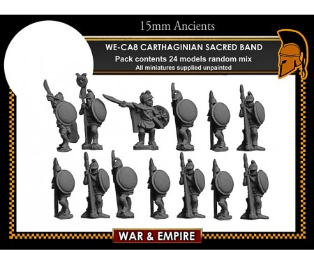 WE-CA08 Carthaginian Sacred Band