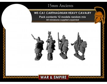 WE-CA01 Carthaginian Heavy Cavalry