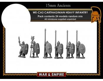 WE-CA03 Carthaginian Armoured African Veterans