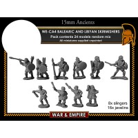 WE-A40 W & E Starter Army Early Carthaginian